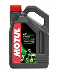Olej silnikowy Motul 5100 15W50 4L Półsyntetyczny