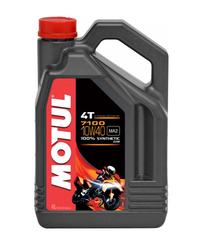 Olej silnikowy Motul 7100 10W40 4L Syntetyczny