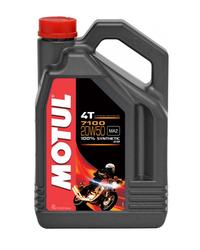 Olej silnikowy Motul 7100 20W50 4L Syntetyczny
