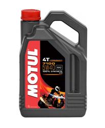 Olej silnikowy Motul 7100 5W40 4L Syntetyczny
