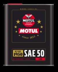 Olej silnikowy Motul Classic SAE 50 2 L mineralny