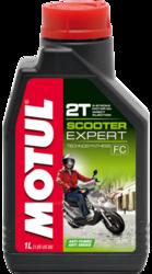 Olej silnikowy Motul Scooter Expert 2T 1L Półsyntetyczny