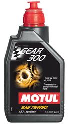 Olej przekładniowy Motul Gear 300 75W90 1L Syntetyczny