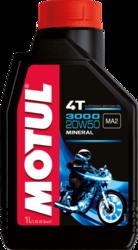Olej silnikowy Motul 3000 20W50 1L Mineralny