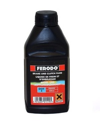 Płyn hamulcowy Dot 4 500 ml