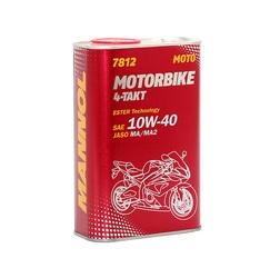 Olej silnikowy 10W40 - firmy Mannol 1 litr