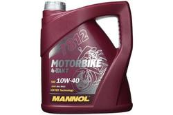Olej silnikowy 10W40 - firmy Mannol 4 litry