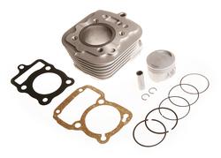 Cylinder zestaw Honda CG 125 01-08 XR 125 L 03-06