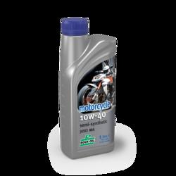Olej silnikowy Rock Oil Motorcycle 10W40 1L Półsyntetyczny