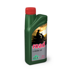 Olej do silników dwusuwowych Rock Oil 2 STROKE 500ml