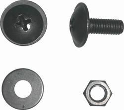 Śrubka owiewki czarna M5 x 13mm