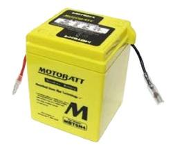 Akumulator (High Torque) - firmy Motobatt