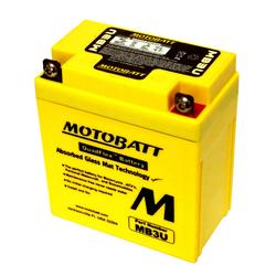 Akumulator Motobatt MB3U