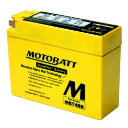 Akumulator Motobatt MBT4BB