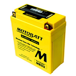 Akumulator Motobatt MB5U