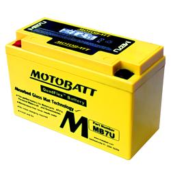 Akumulator Motobatt MB7U