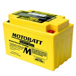 Akumulator Motobatt MBTX9U