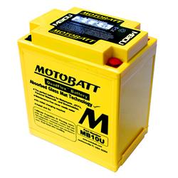 Akumulator Motobatt MB10U