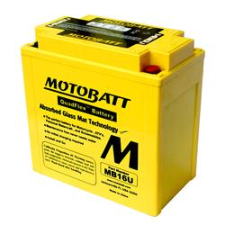 Akumulator Motobatt MB16U