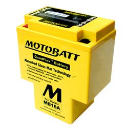 Akumulator Motobatt MB16A