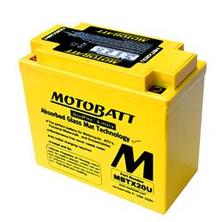 Akumulator Motobatt MBTX20U