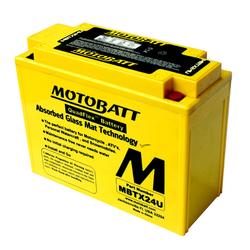 Akumulator Motobatt MBTX24U