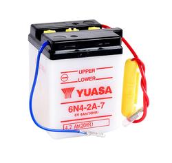 Akumulator Yuasa 6N4-2A-7