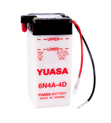 Akumulator Yuasa 6N4A-4D