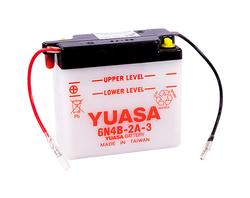 Akumulator Yuasa 6N4B-2A-3