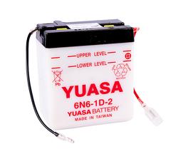 Akumulator Yuasa 6N6-1D-2