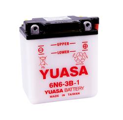 Akumulator Yuasa 6N6-3B-1