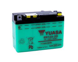 Akumulator Yuasa 6N12A-2D