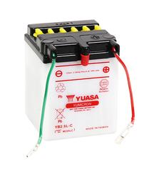 Akumulator Yuasa YB2.5L-C