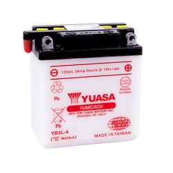 Akumulator Yuasa YB3L-A