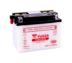 Akumulator Yuasa YB4L-A