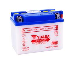 Akumulator Yuasa YB4L-B