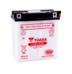 Akumulator Yuasa YB5L-B