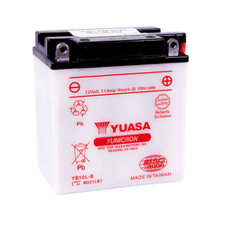 Akumulator Yuasa YB10L-B