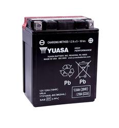 Akumulator Yuasa YTX14AHL-BS