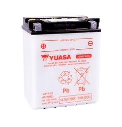 Akumulator Yuasa YB14-B2