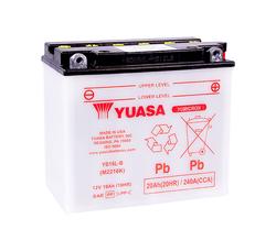 Akumulator Yuasa YB16L-B
