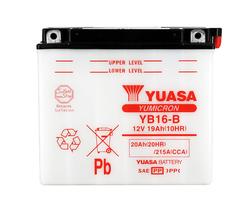Akumulator Yuasa YB16-B