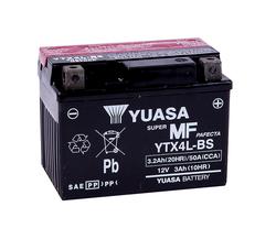 Akumulator Yuasa YTX4L-BS
