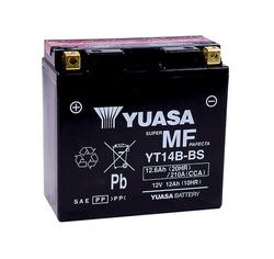 Akumulator Yuasa YT14-B4 YT14B-BS