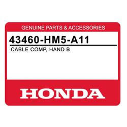 Linka hamulca ręcznego Honda TRX 300 Fourtrax 98-00